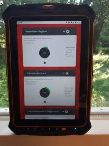ConnectedGreen monitoringsplatform